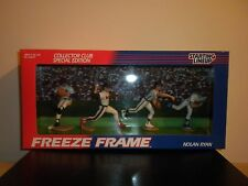 1995 NOLAN RYAN STARTING LINE UP FREEZE FRAME MINT IN A MINT BOX EXCELLENT