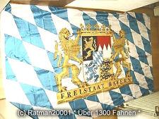Fahnen Flagge Bayern Bavaria Lion - 2 - 150 x 250 cm