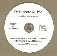 SEX DOC Dr Richard M Medical View of Sexual Issues Alcoholics Anonymous Sobrie
