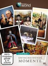 Entscheidende Momente - 6-DVD-Box (Hunnen - Kreuzzüge - Napoleon - Washington)