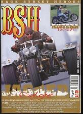 BSH THE EUROPEAN CUSTOM BIKE MAGAZINE - January 2000