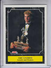 91/92 Score Eric Lindros Awards and Honors Trophy Winner card #330