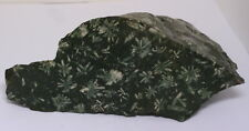 Rare Old Chinese Writing Stone Lapidary Rough 1.7lb Porphyry Andalusite LQQK!
