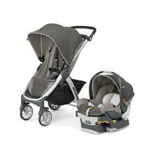 Chicco Bravo Trio Travel System - Papyrus