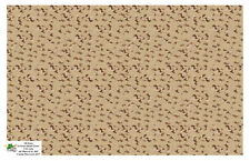 [FFSMC Productions] Decals 1/35 US Army 6 Colors Desert camo pattern