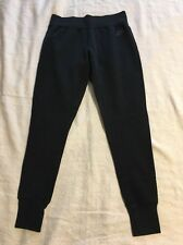 NICE Nike Tech Fleece Womens Tight Sweats Pants Black Size XS
