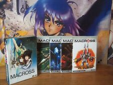 Super Dimensional Fortress Macross - Complete Collection - Uncut - Anime DVD ADV