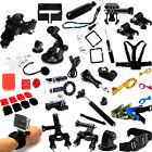 Head Chest Tripod Floaty Roll Cage Mount Accessories For GoPro HD Hero 3+ 3 2 1
