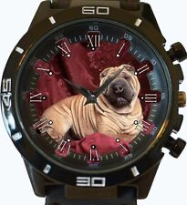 Chinese Shar Pei New Gt Series Sports Unisex Gift Watch
