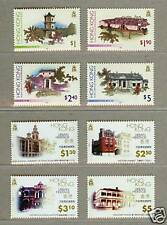 Hong Kong 1995 Rural + 1996 Urban Heritage Stamps 2Sets