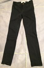 WOMEN HOLLISTER SUPER SKINNY Pant 1 R W25 L29 Dark Blue