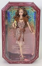 BIRTHSTONE BEAUTIES MISS TOPAZ NOVEMBER BARBIE NRFB
