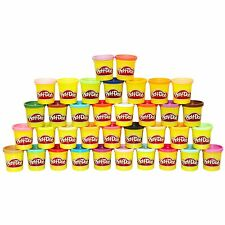 Play Doh Mega Pack (36 Cans) Frustration-Free Packaging [36834F01] BRAND NEW