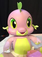 So Soft Newborn BABY SPIKE the Dragon Talking My Little Pony Friendship Is Magic