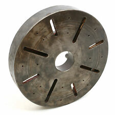 """17"""" T-slotted Lathe Face Plate D1-8 Camlock Mount"""