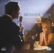 1 CENT CD Beyond the Sea SOUNDTRACK SEALED 18 Tracks
