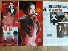 ALIZEE - Coupure de presse French clipping 2000