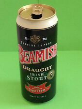 EMPTY BEER CAN 500ml. - BEAMISH DRAUGHT IRISH STOUT - 2000 (CAN023)