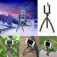Generic Mini Flexible Tripod Stand Mount Holder Pod for LG Sony cell phone Bike
