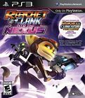 NEW Ratchet & and Clank: Into the Nexus (Sony Playstation 3, 2013)