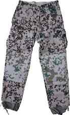 Bundeswehr KSK ISAF Combat trousers pants Tropical camouflage XLarge
