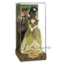 Disney Tiana & Naveen Fairytale Couples Designer Collection Doll LE# 2330/6000