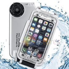 Meikon 40M Waterproof Underwater Camera Case Cover For iPhone 6 plus / 6s plus