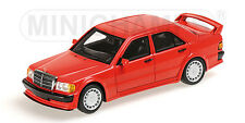 Minichamps 437032001 MERCEDES-BENZ 190 EVO 1 (W201) - 1990 - 1:43  #NEU in OVP#