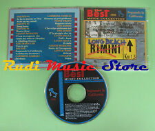CD BEST MUSIC CALIFORNIA compilation PROMO 1994 PATTY PRAVO CASELLI (C19)