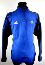 RETRO NEWCASTLE UNITED ADIDAS 2001/02 TRAINING FLEECE JACKET TOP SIZE (XL)