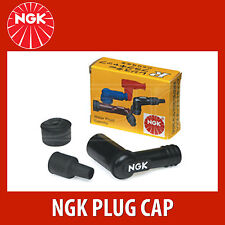 NGK Motorcycle Resistor Spark Plug Cap / Cover LB05E-R - Red (8898) - Single