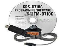 RT-SYSTEMS KRS-D710G USB Cable & RT Systems Software TM-D710G