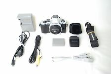 Olympus OM-D E-M5 16.1 MP Digital Camera - Silver (Body Only) From Japan Exc++