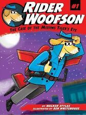 Rider Woofson: The Case of the Missing Tiger's Eye 1 by Walker Styles Staff...