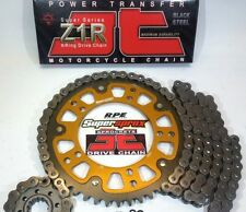 GSXR750 2000-2003 JT X-Ring QUICK ACCEL SUPERSPROX RACING CHAIN & SPROCKETS KIT