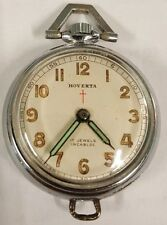 VINTAGE LADIES HELVETIA PENDANT POCKET/NURSE WATCH IN EXCELLENT  WORKING ORDER