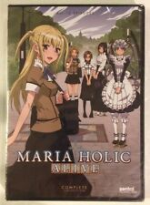 MARIA HOLIC: ALIVE! - Complete Collection - NEW DVDS!! Free First Class In U.S.