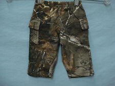 NWOT Boy's Baby Infant Game Winner Camouflage Pants Size 0-3 mos.  #58H