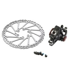 BB7 MTB Bike Brakes Disc Caliper Mechanical Front Wheel+160mm Rotor New LIA