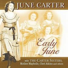 Early June * by June Carter Cash (CD, Oct-2006, Country Stars (USA))