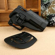 Tactical Quick Draw Right Handed Paddle Belt Holster for Beretta 92 96 Pistols