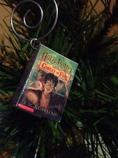 Harry Potter and the Goblet of Fire Mini Book Ornament