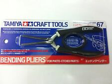 Tamiya 74067 Craft Tools - Bending Pliers For Photo Etched Parts