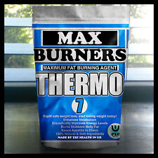 THERMO 7 STRONG WEIGHT LOSS PILLS FAT BURNERS DIET SLIMMING  BUY 2 GET 1 FREE