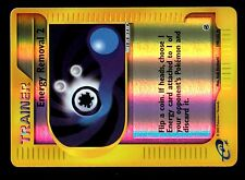 POKEMON EXPED ENG REV HOLO N° 140/165 ENERGY REMOVAL2