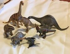 schleich dinosaur Lot of 7 Retired