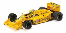 LOTUS HONDA F1 99T AYRTON SENNA 1987 #12 WORLD CHAMPION PMA 540871812 1/18 NEW