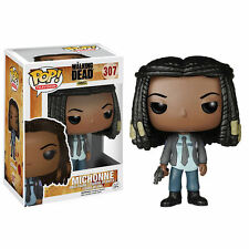 THE WALKING DEAD FUNKO POP Figurine MICHONNE serie 5 9 cm