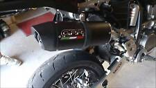 Suzuki DRZ400SM escape legal furor Nero por GPR exhaustsroad legal Italiano Made