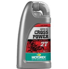 (1Litro) Olio Motorex Cross Power 2T Offerta